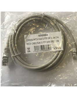 CABLE RJ45 CAT 6 – 2 METRES