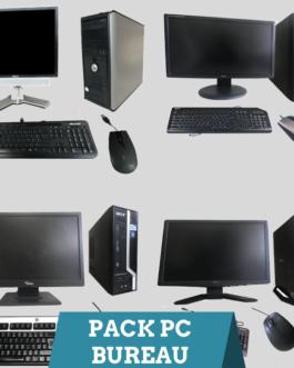 Pack PC Bureau