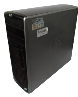 ORDINATEUR SERVEUR – SANS OS – HP XW6400 WORKSTATION RECONDITIONNE