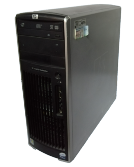 ORDINATEUR SERVEUR – SANS OS – HP XW 6600 WORKSTATION RECONDITIONNEE