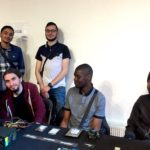 L'équipe du chantier informatique était présente au 1er salon du numérique à Montigny-Lès-Cormeilles !