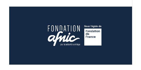 Soutien de la fondation AFNIC pour la solidarité numérique